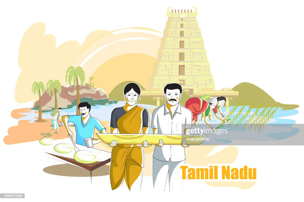 People and Culture of Tamil Nadu, India