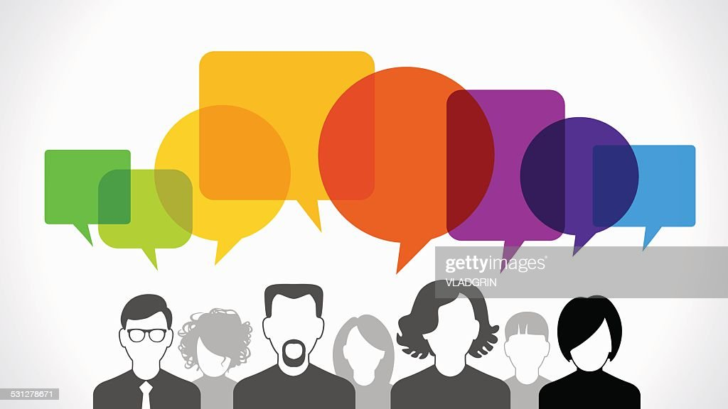People communication vector