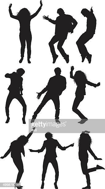 People dancing