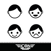 people emotion icon