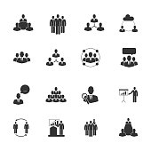 people icon.Vector EPS10.