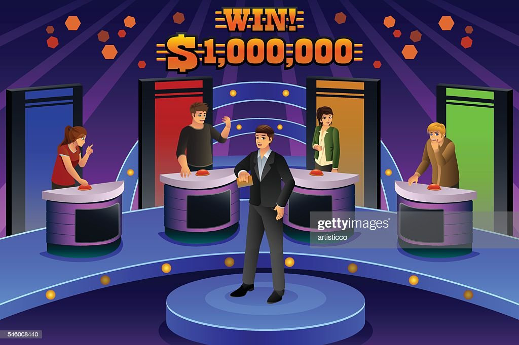 People on Game Show