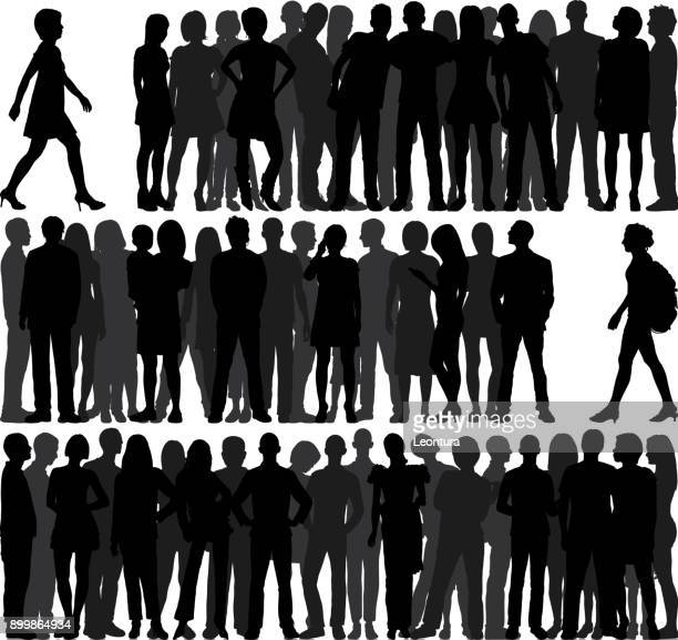 People (All Are Complete and Moveable)