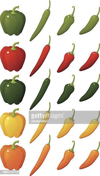 Pepper Assortment