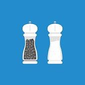 pepper grinder and salt grinder