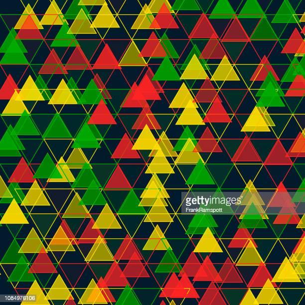 Pfeffer-Dreieck-Vektor-Design-Pattern