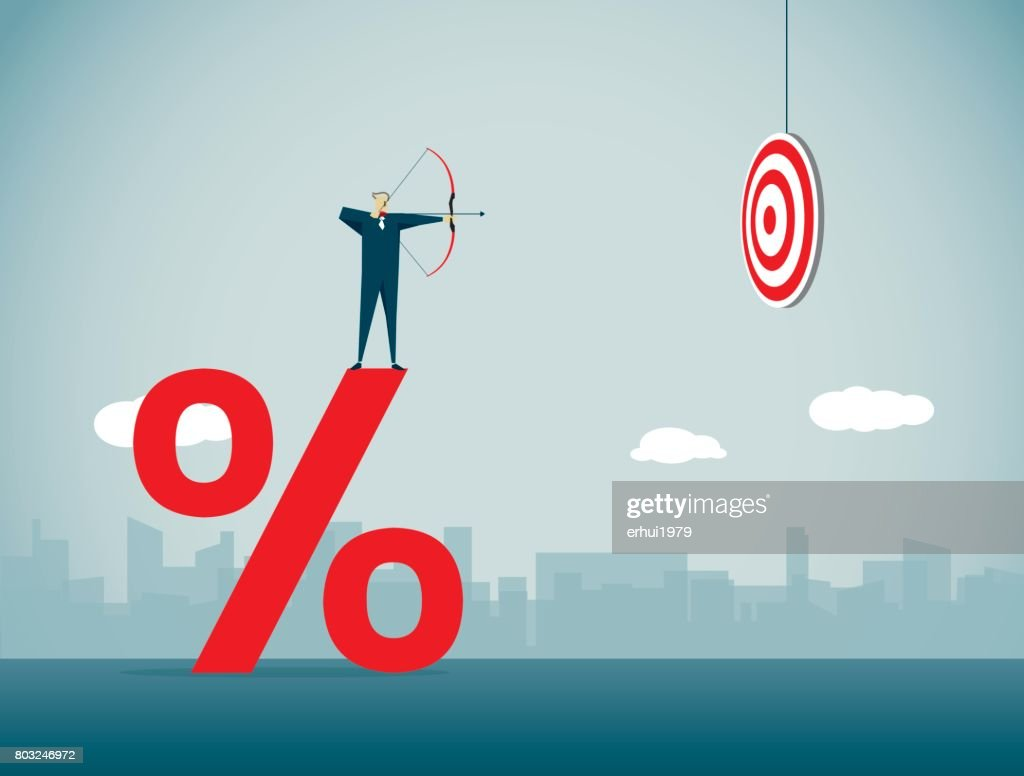 Percentage Sign : Stock Illustration