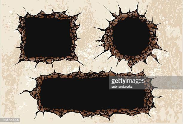 Illustrations et dessins animés de Trou | Getty Images