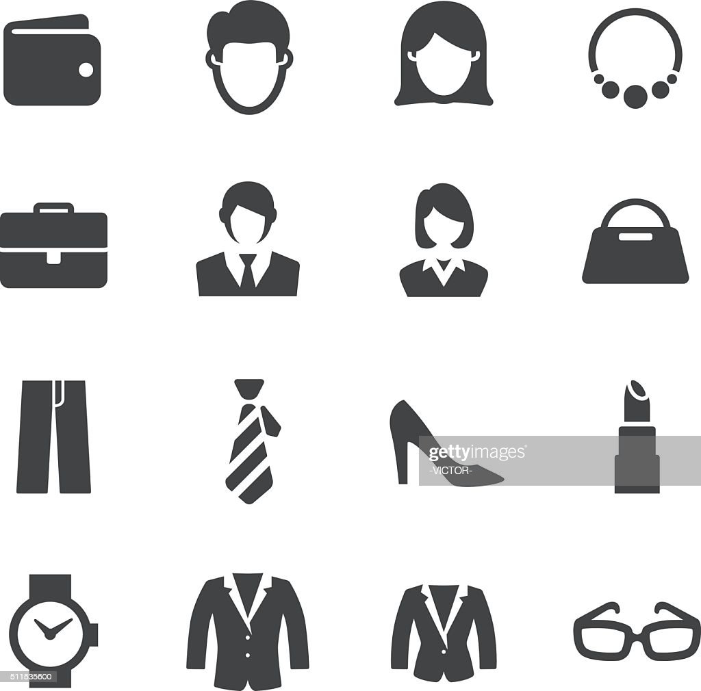 Personal Image Icons - Acme Series : stock illustration