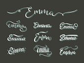 Personal name Emma