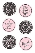 Personalized Sticker Labels