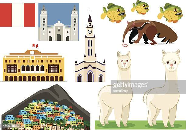 Peru symbols