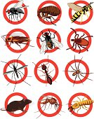 pests icon - color