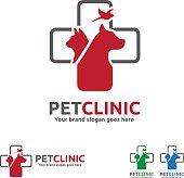 Pet Clinic Symbol
