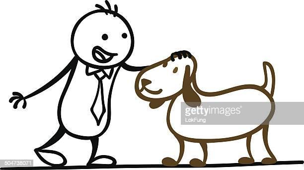 Der Hund Haustier