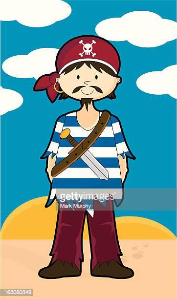 Pete the Perilous Pirate
