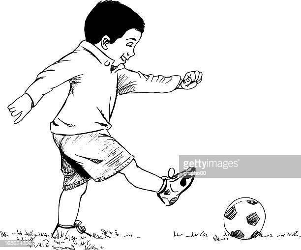 プティ footballeur