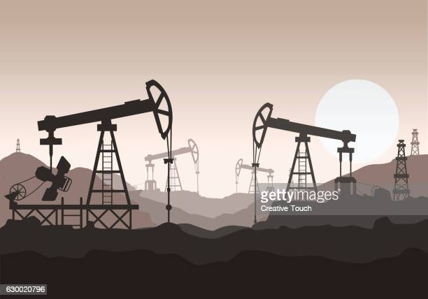 petrol stations and oil pumps - {{relatedsearchurl('racing')}} stock illustrations, clip art, cartoons, & icons