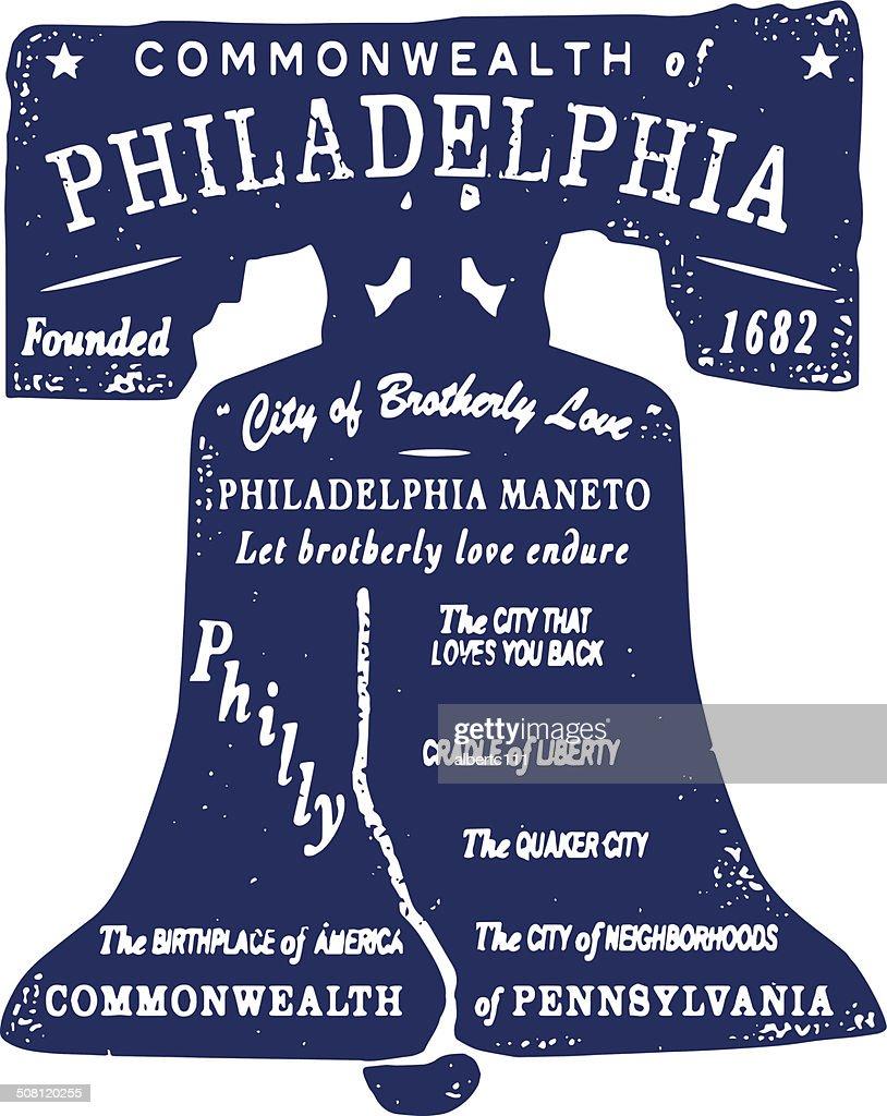 Philadelphia Type Stamp