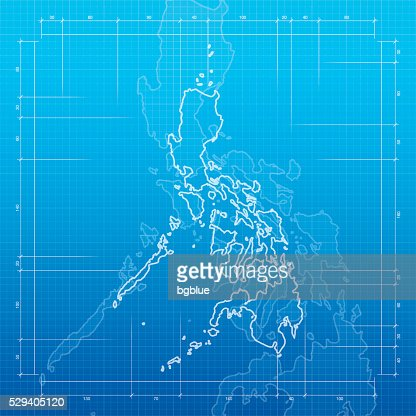 India map on blueprint background vector art getty images keywords publicscrutiny Images