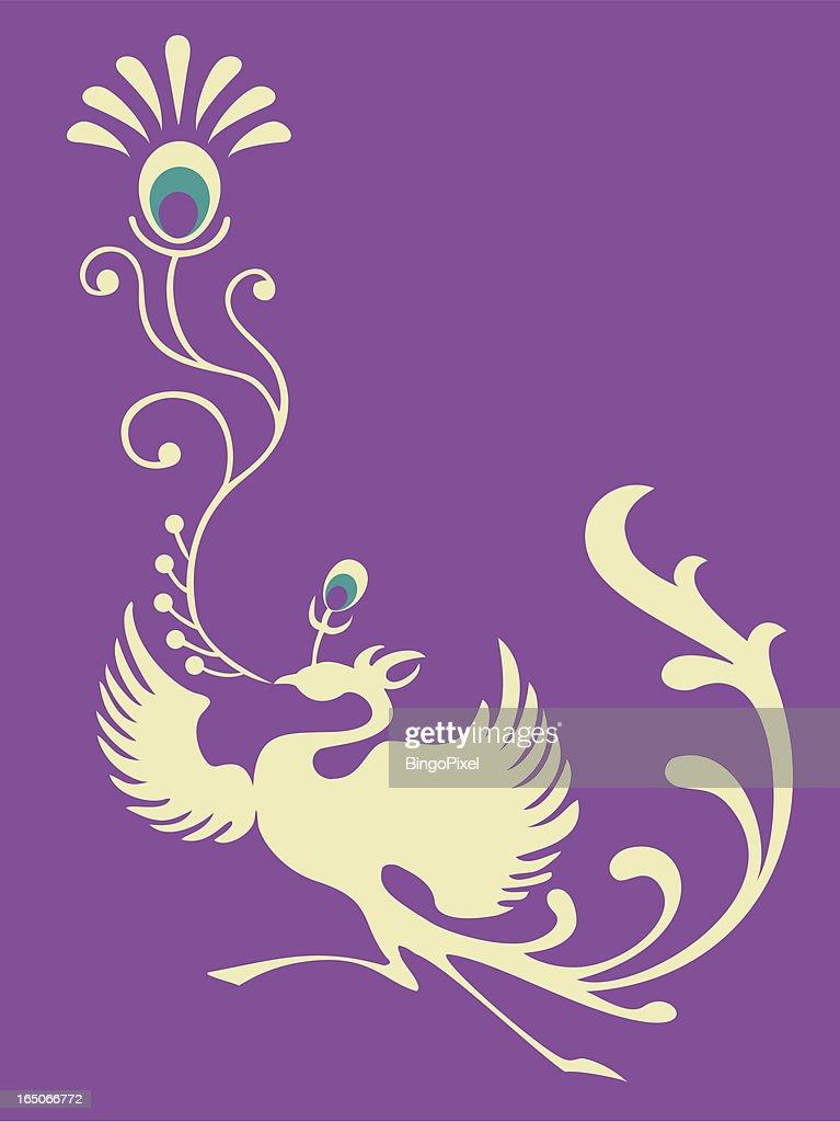 Phoenix Set 003 (Peacock Feather)