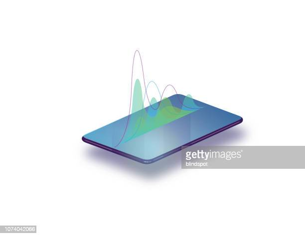 phone audio - speech recognition stock illustrations