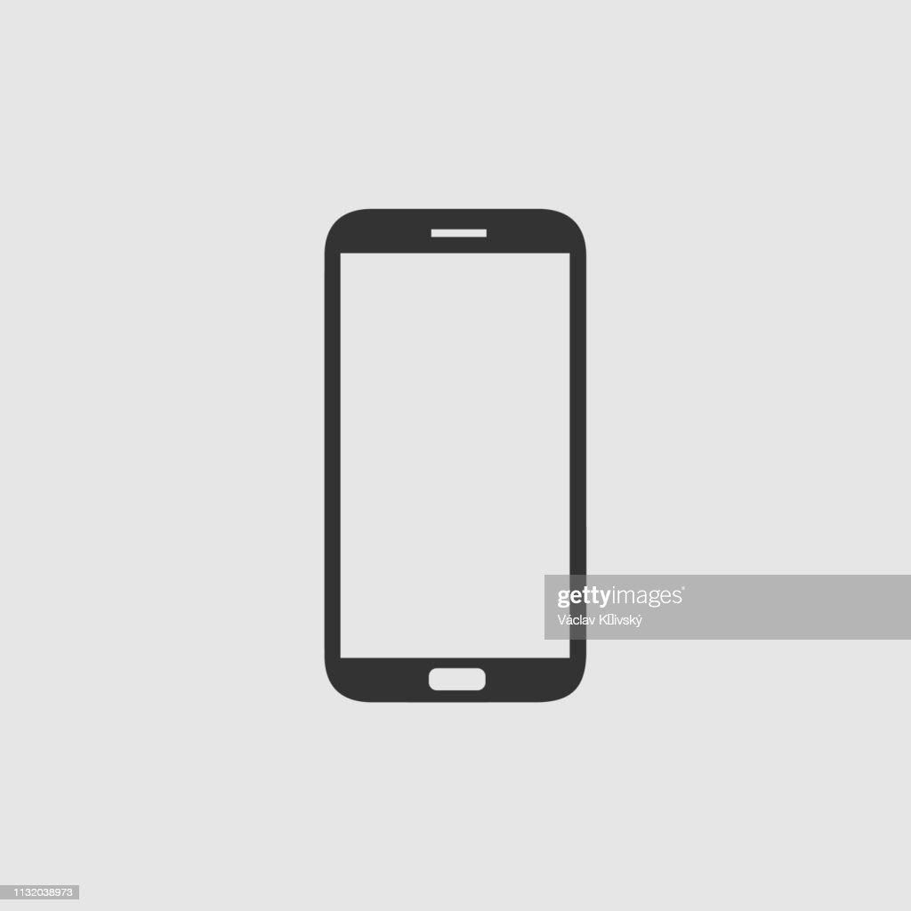 Phone vector icon eps 10