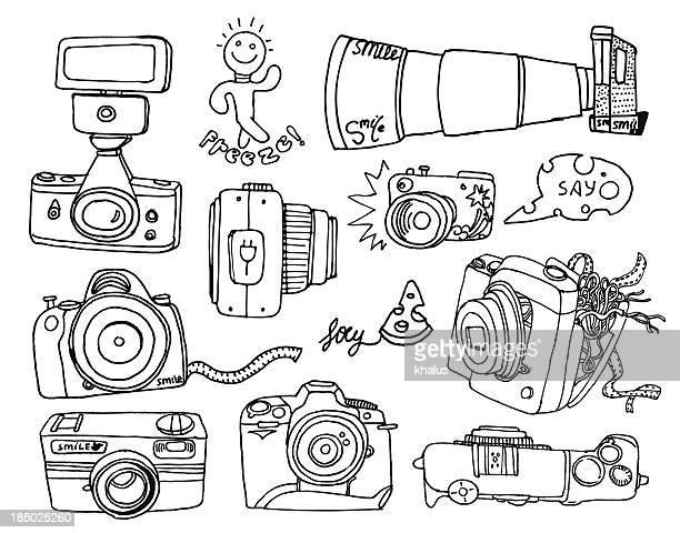 photo camera set