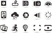 Photo Interface Icons