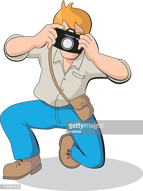 photographer reporter