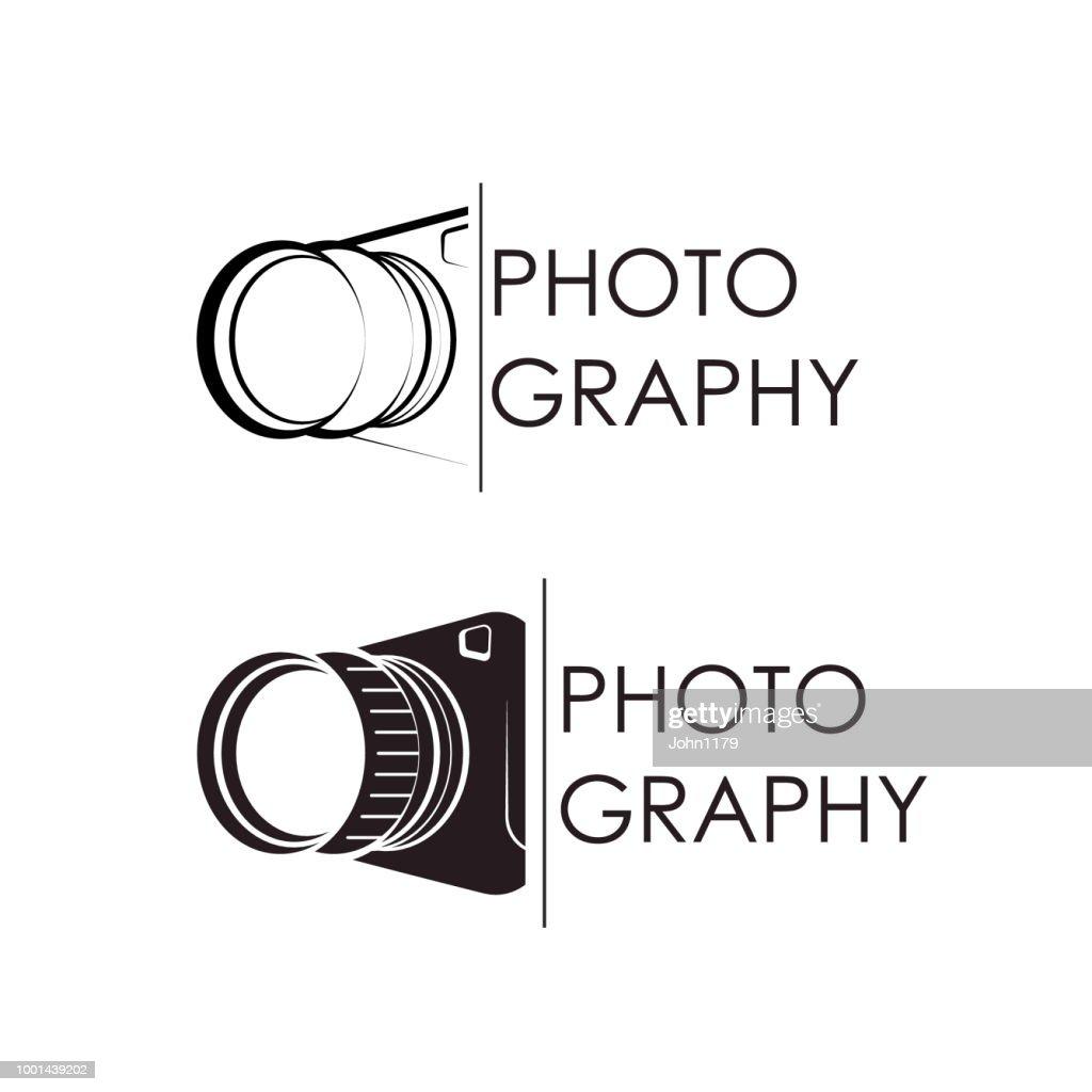 Photographer symbol vector