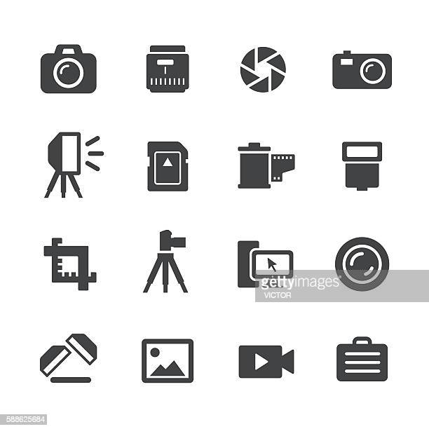 Photography Icons - Acme Series