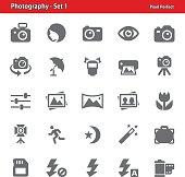 Photography Icons - Set 1