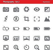 Photography Icons - Set 2
