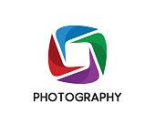 Photography Symbol Template Design Vector, Emblem, Design Concept, Creative Symbol, Icon
