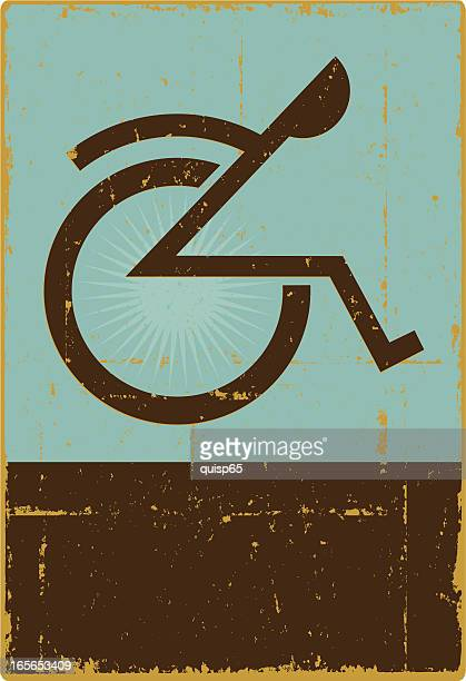 Physically Challenged Symbol