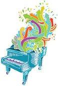 Piano Doodles
