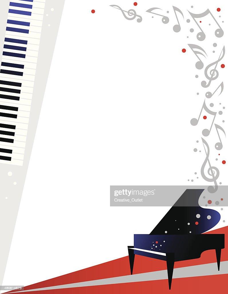 Piano Frame C