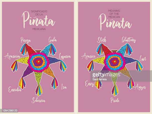 illustrations, cliparts, dessins animés et icônes de signification de la piñata - galette des rois