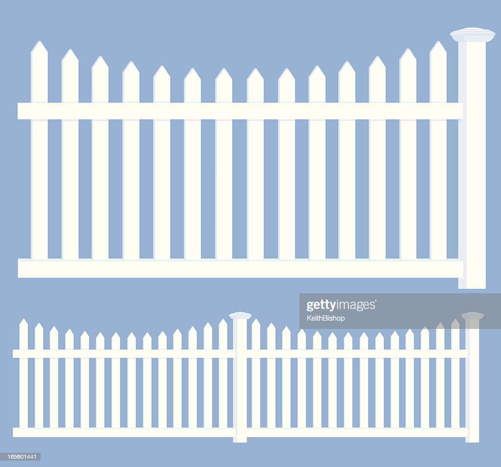 Picket Fence - Property Boundary