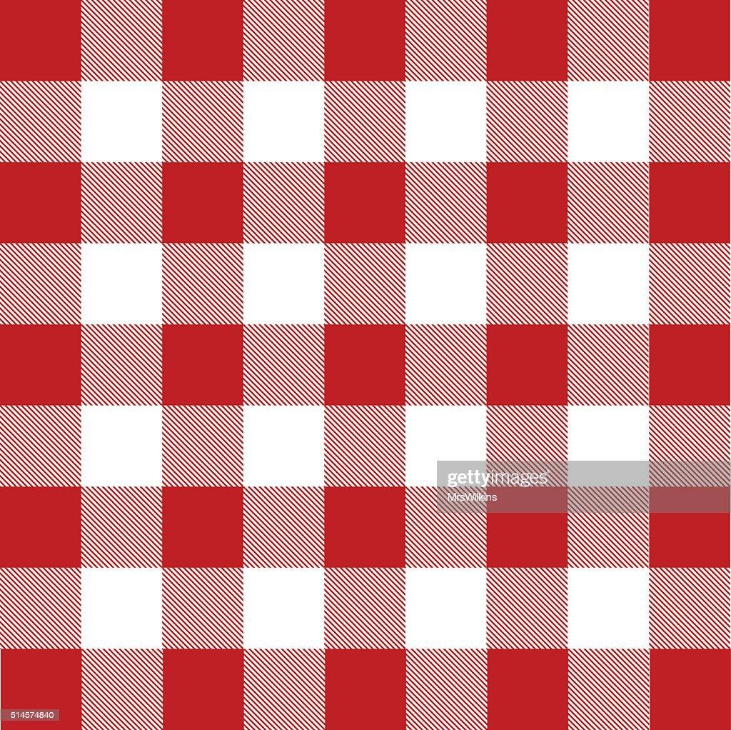 Picnic pattern vector illustration