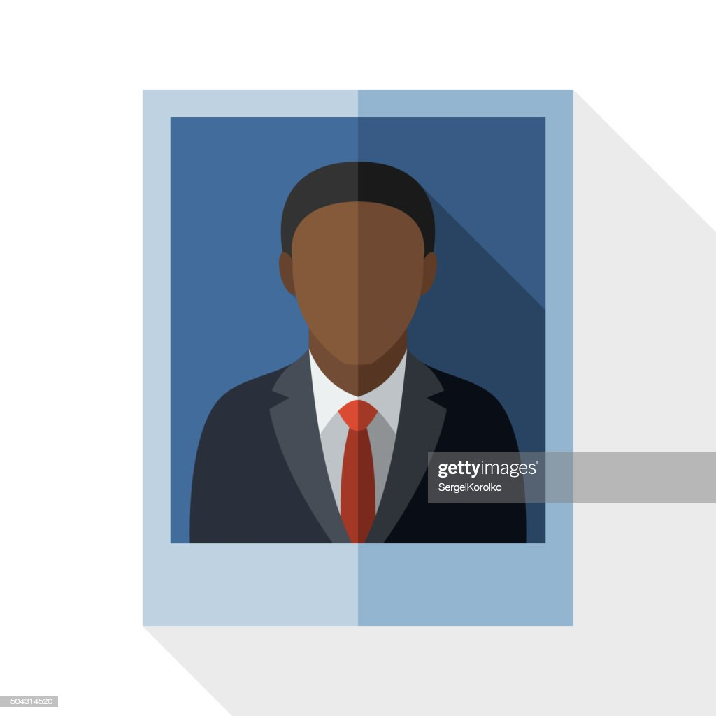 Picture of a black man in a business suit