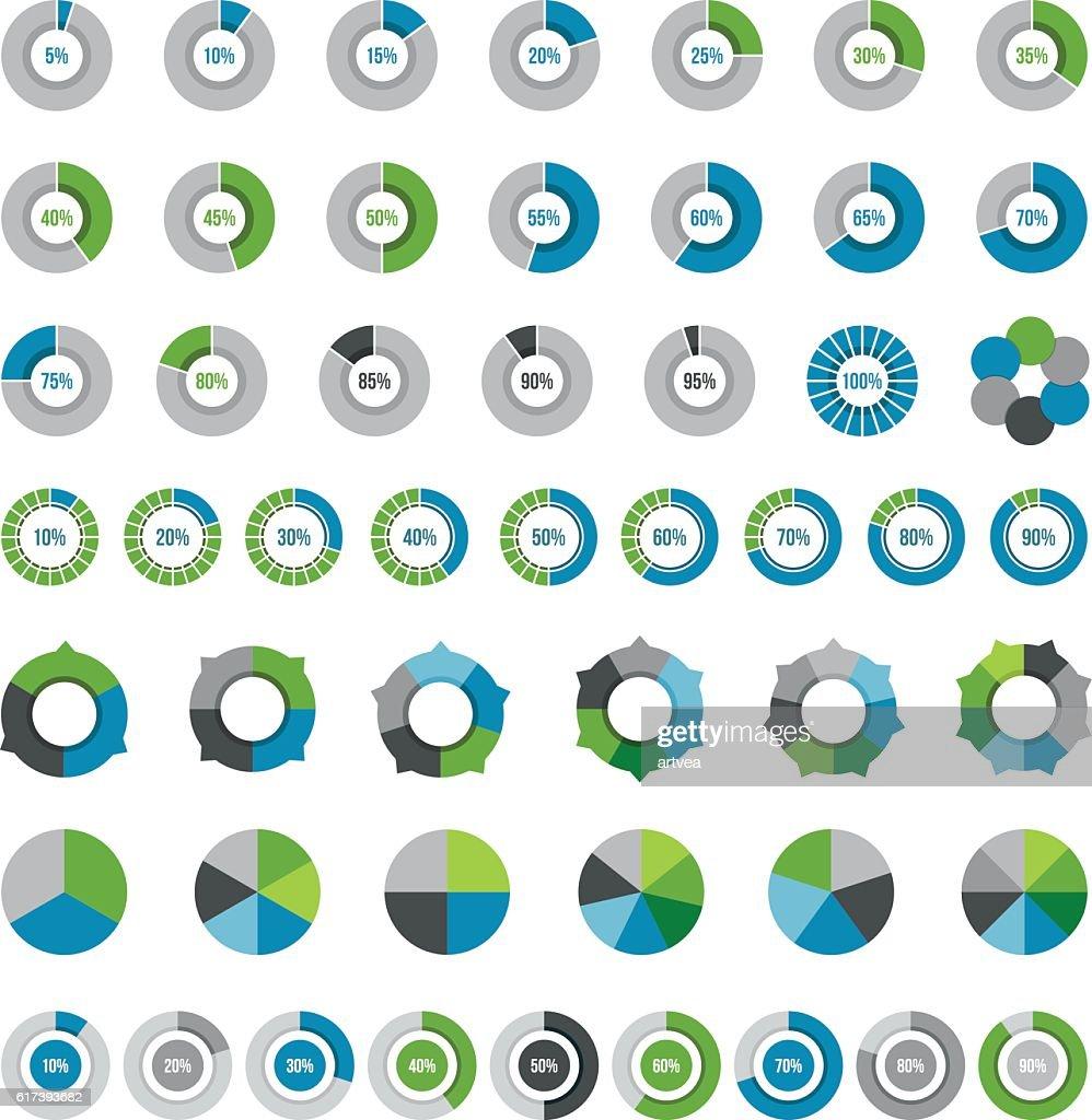 Pie Charts Elements