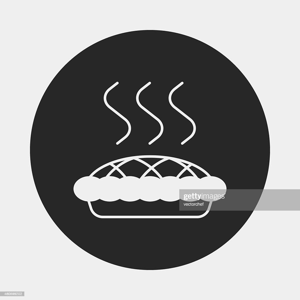 pie icon : Vector Art