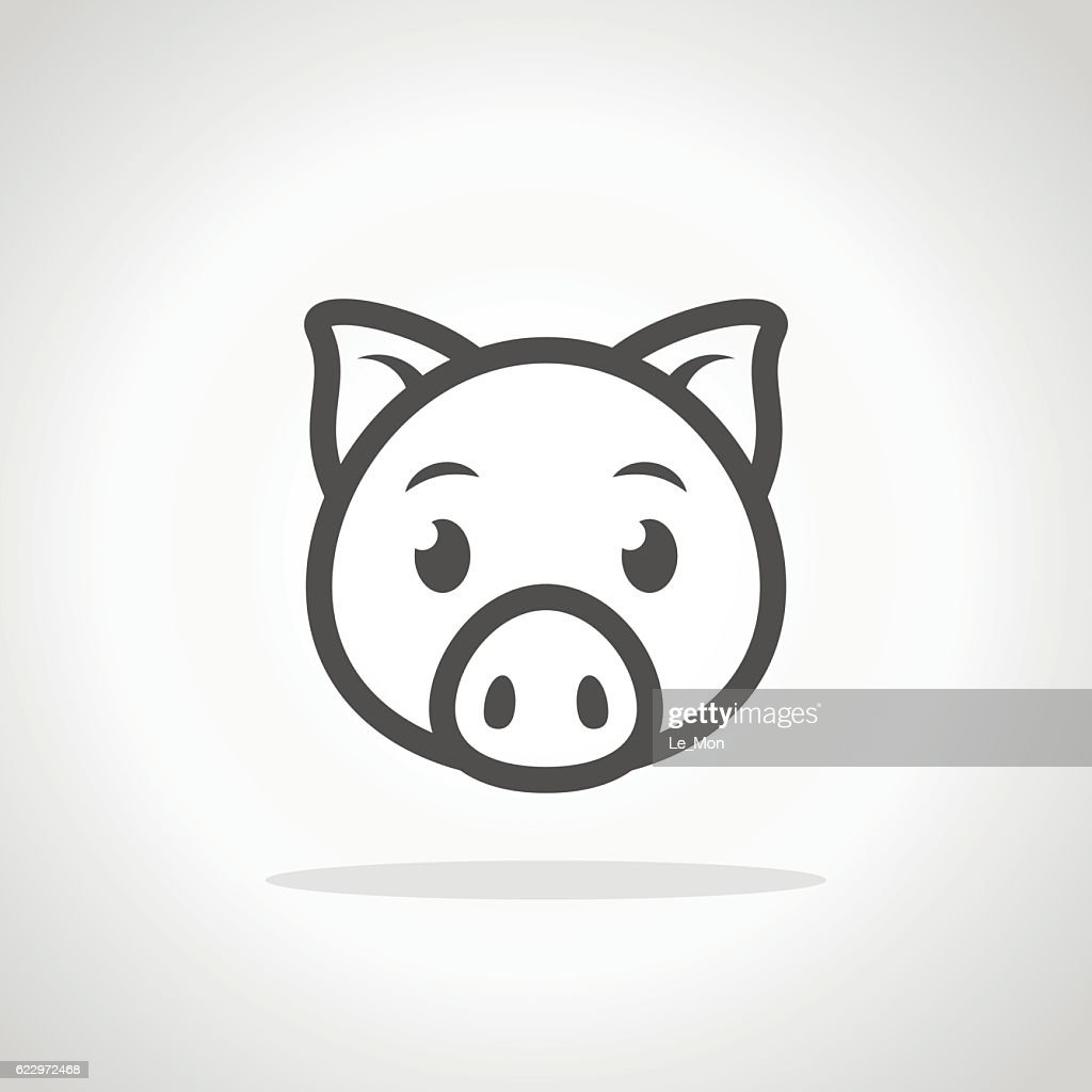 Pig icon.