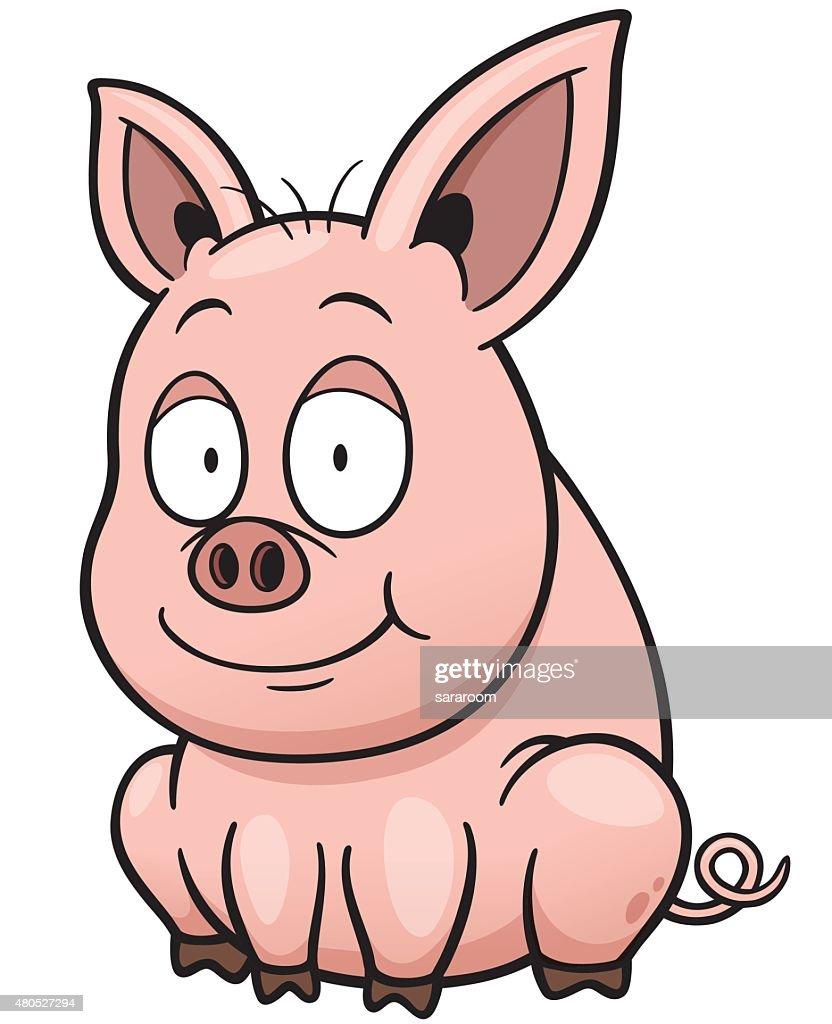 Pig : Vektorgrafik