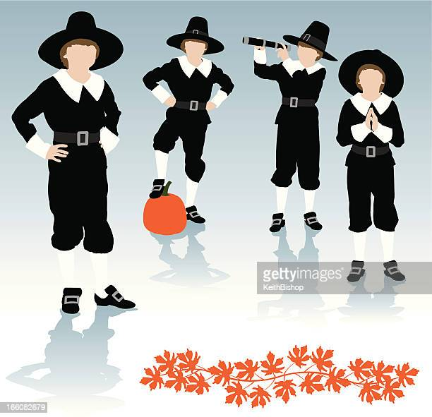 Pilgrim Boys - Thanksgiving