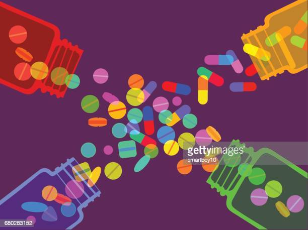 Pill jars