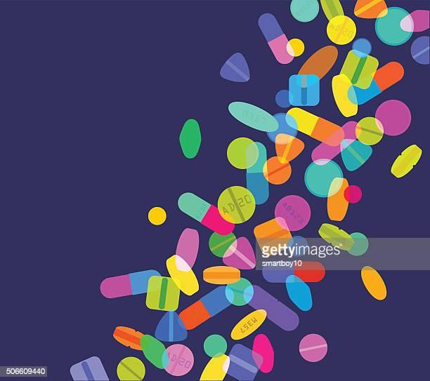 Pílulas e cápsulas