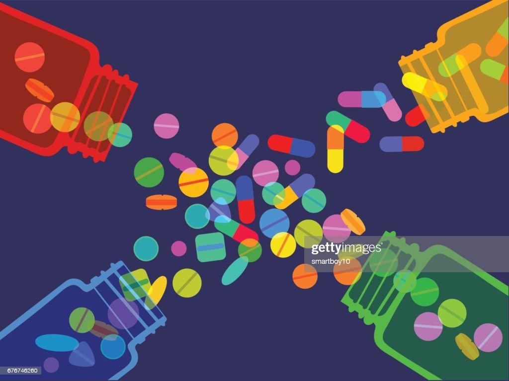 Pills Jars